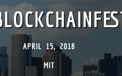 ClearCoin Speaking at Boston BlockchainFest 2018 at MIT