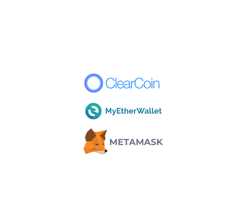 ClearCoin (XCLR) Wallet Transfer Guide to MyEtherWallet (MEW) and MetaMask