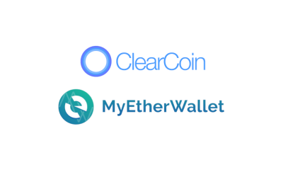 XCLR Available on MyEtherWallet's Main Token List