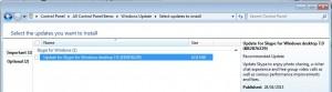 Skype Disable Update In Windows Update Hide Update
