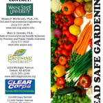 Lead Safe Gardening