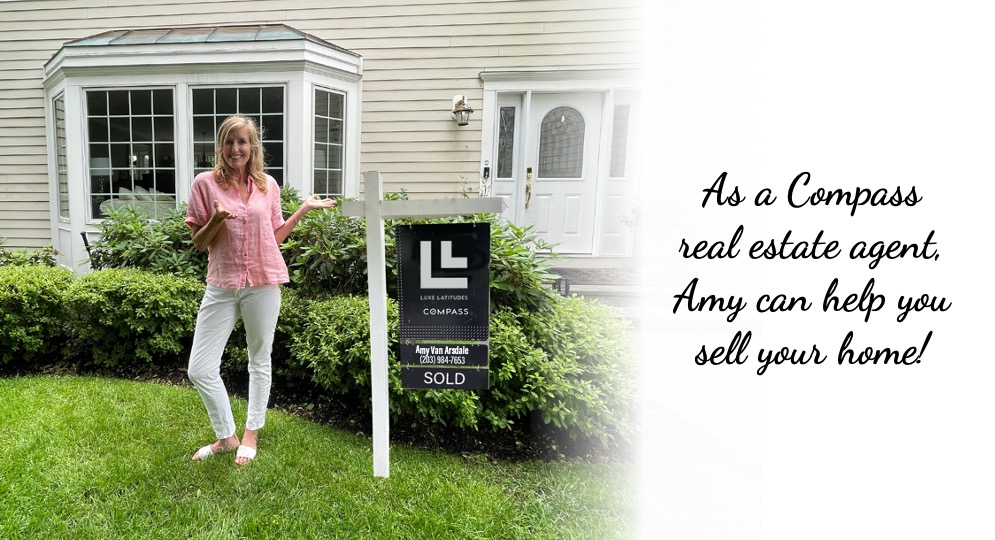 As a Compassreal estate agent, Amy can help you sell your home!