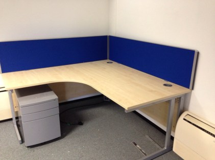 All office items removed