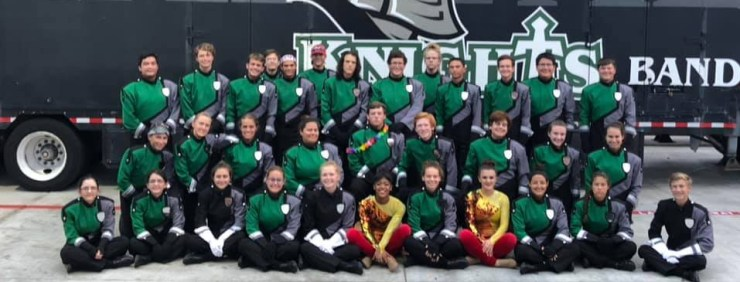 Knights Band Seniors 2018-2019