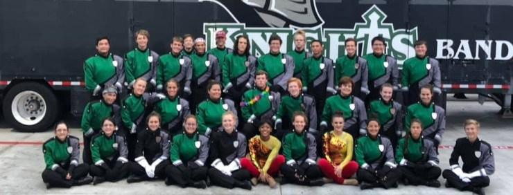 Knights Band Seniors 2018-2019