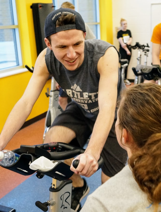 Cycle Fitness Class
