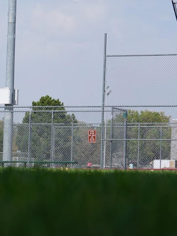 Fisher Park Baseball