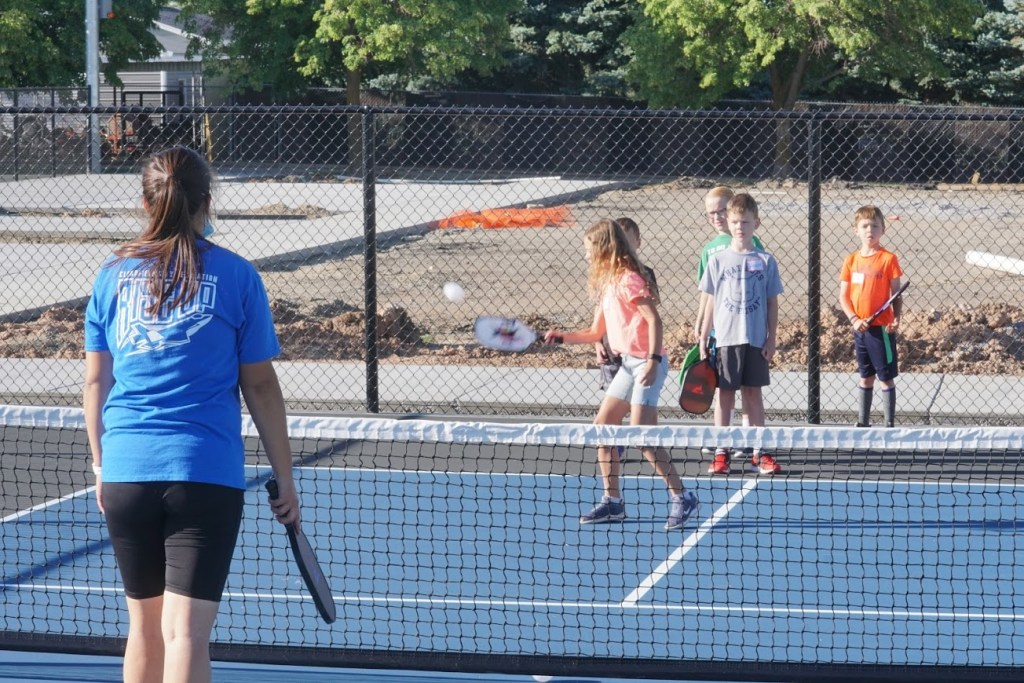 Pickleball Lessons Youth