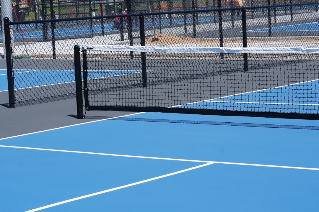 Pickleball Courts in Clearfield