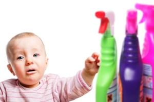bleach-free disinfectant