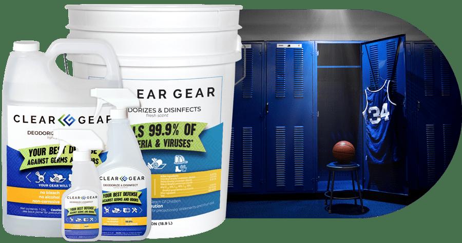 Schools & Athletic Programs Disinfectant Spray