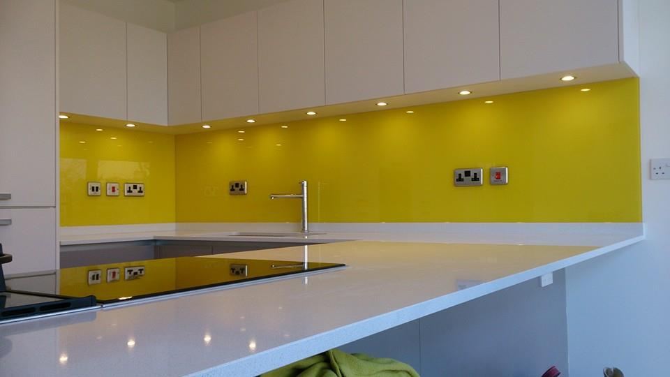 Funky Glass Splashbacks Amp Kitchen Worktops