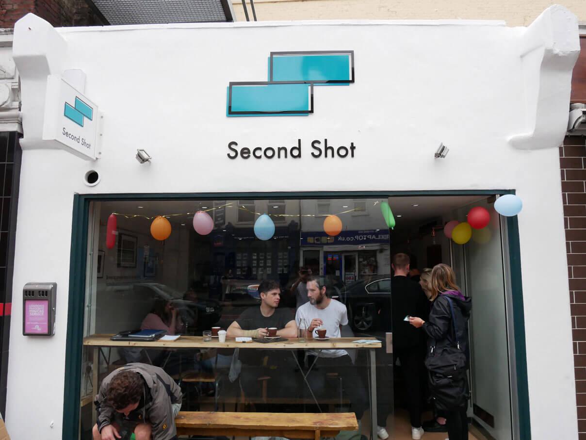 Second Shot Coffee
