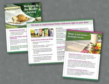 Brochure-direct marketing package