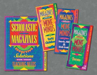 Scholastic Magazine Direct Marketing