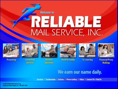 Reliable Mail Service