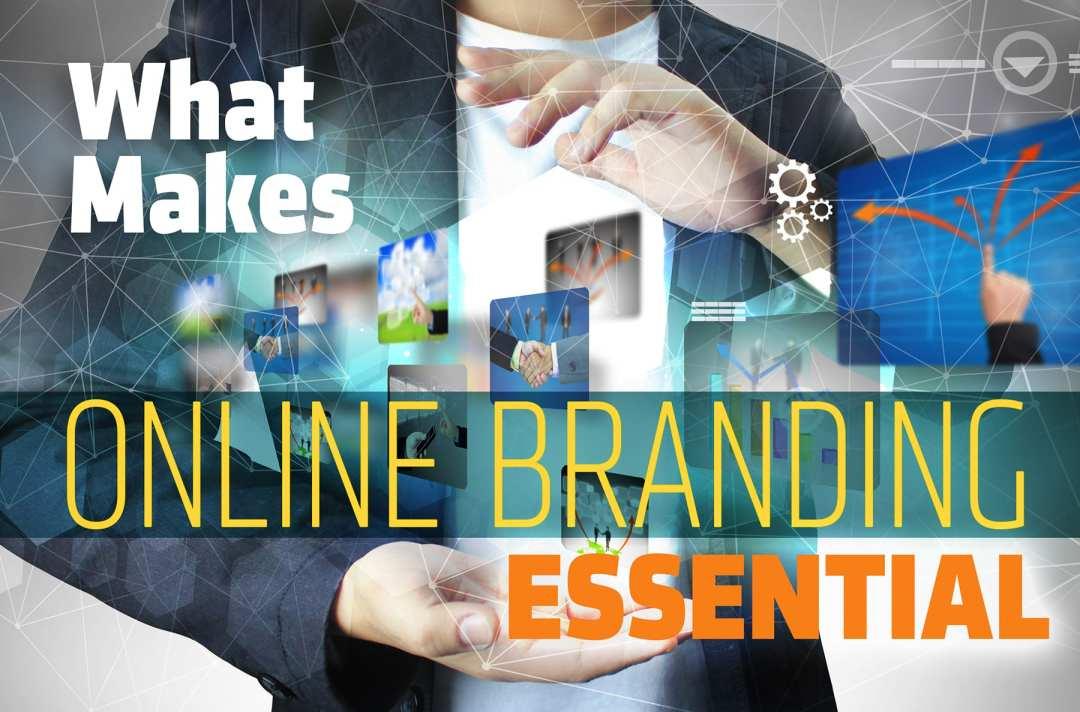online branding essential