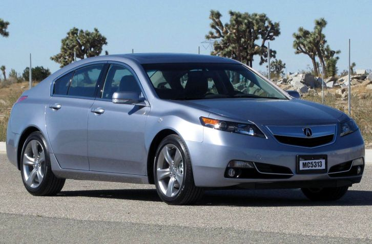 Cost of Clearing Acura TL
