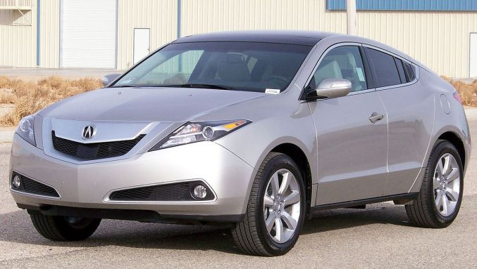 nigeria customs tariff book for acura zdx