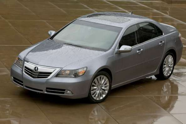 customs tariff for acura rl
