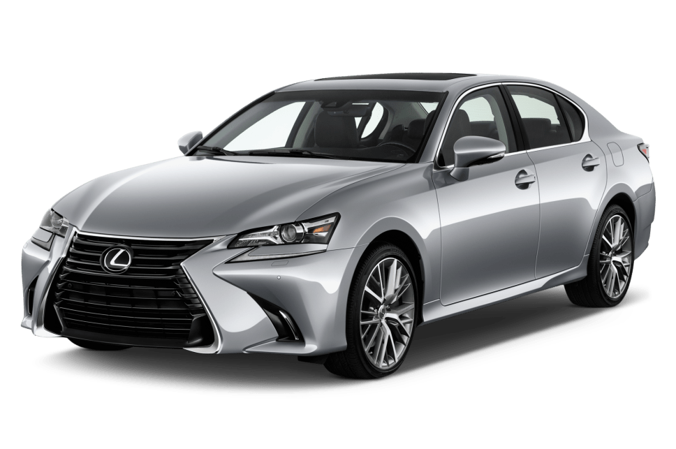 Cost of clearing Lexus GS 350 cars