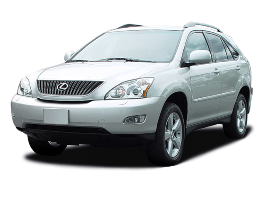 Cost of clearing Lexus RX 330 cars
