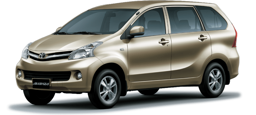 Cost of clearing Toyota Avanza