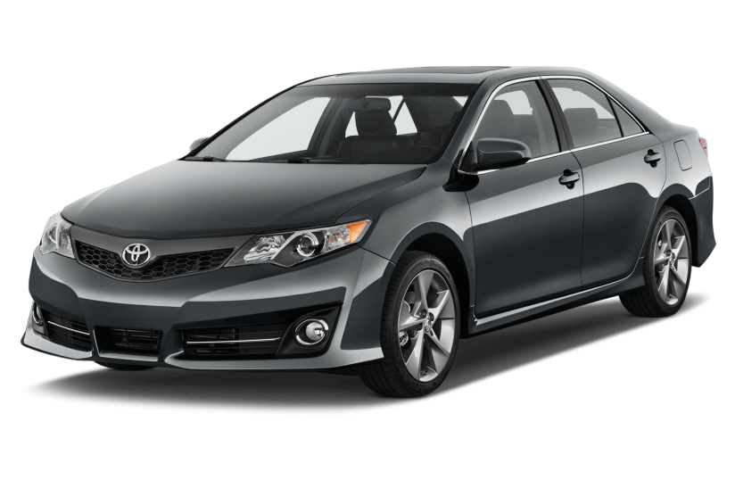 Cost of clearing Toyota Camry