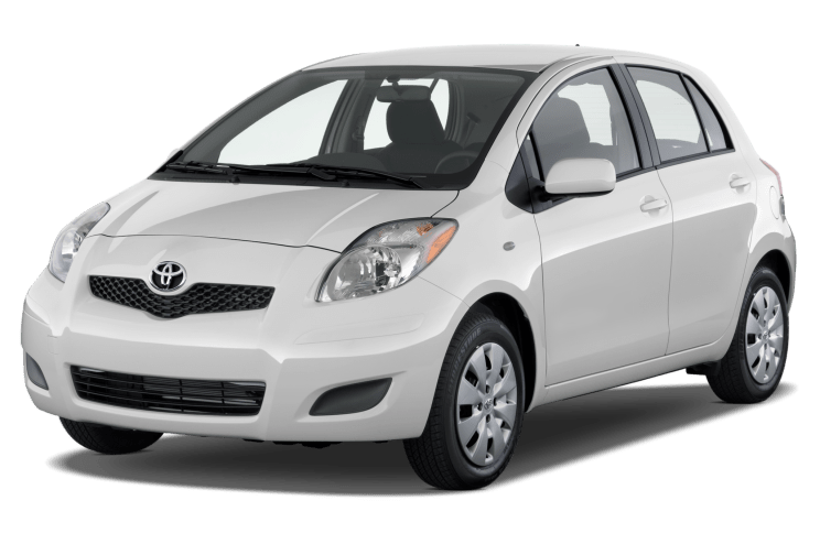Customs Tariff for Toyota Yaris cars