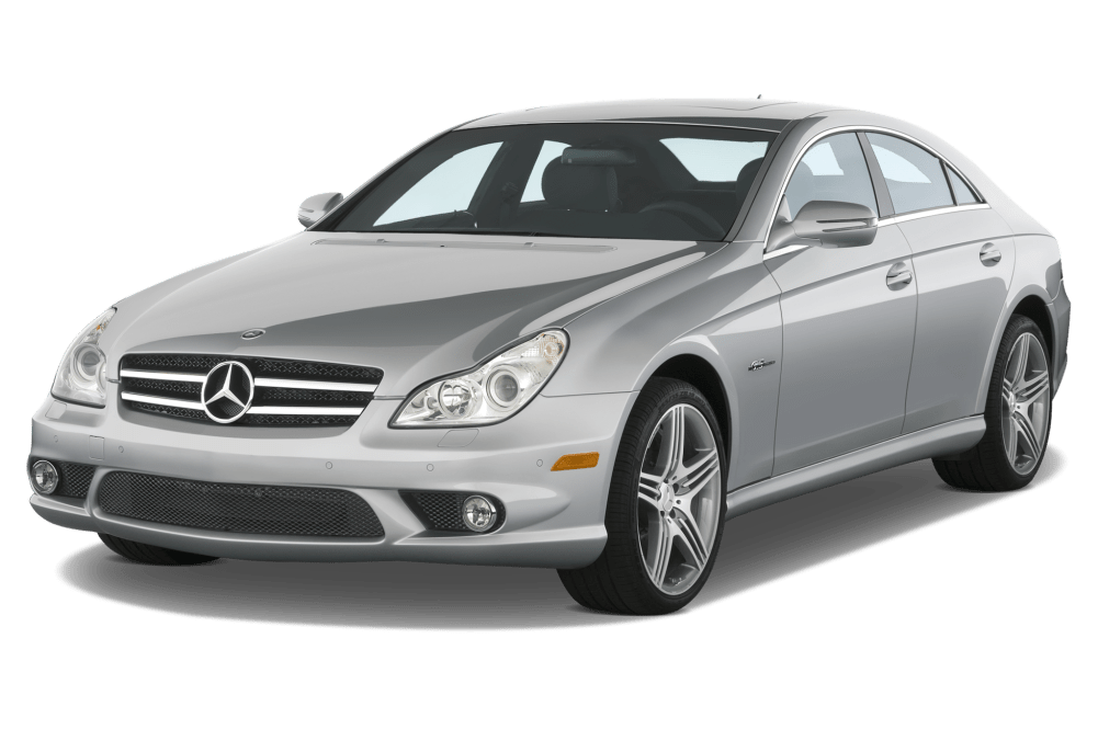 Cost of Clearing Mercedes-Benz CL-Class Cars