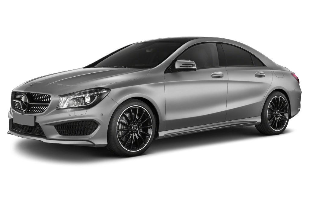 Cost of Clearing Mercedes-Benz CLA-Class Cars