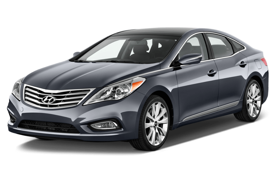 Cost of Clearing Hyundai Azera Cars