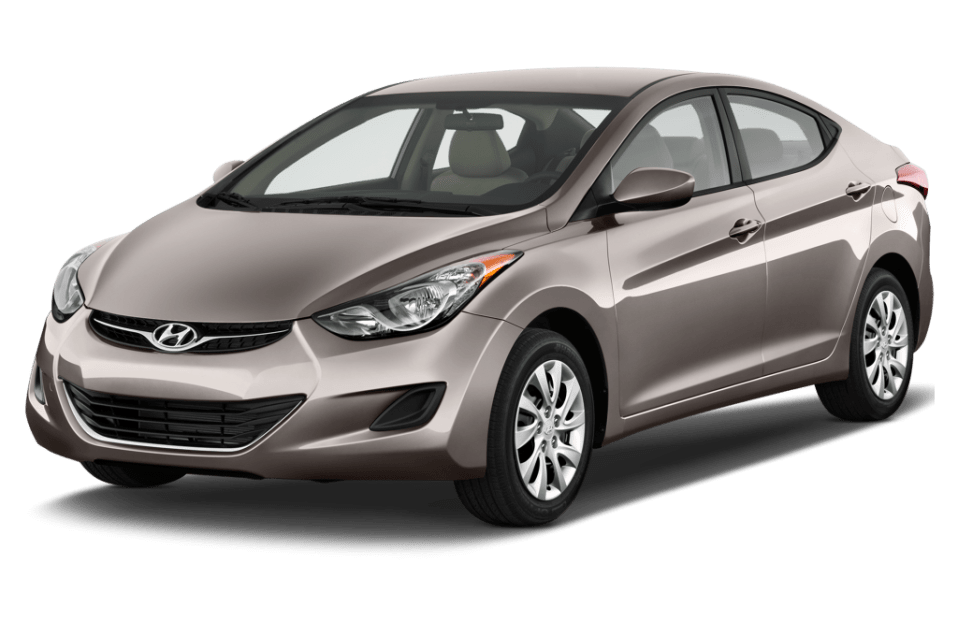 Cost of Clearing Hyundai Elantra Cars