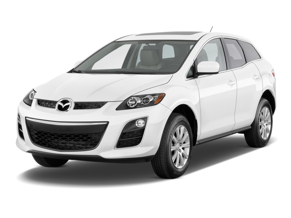 Cost of Clearing Mazda CX 7 Cars