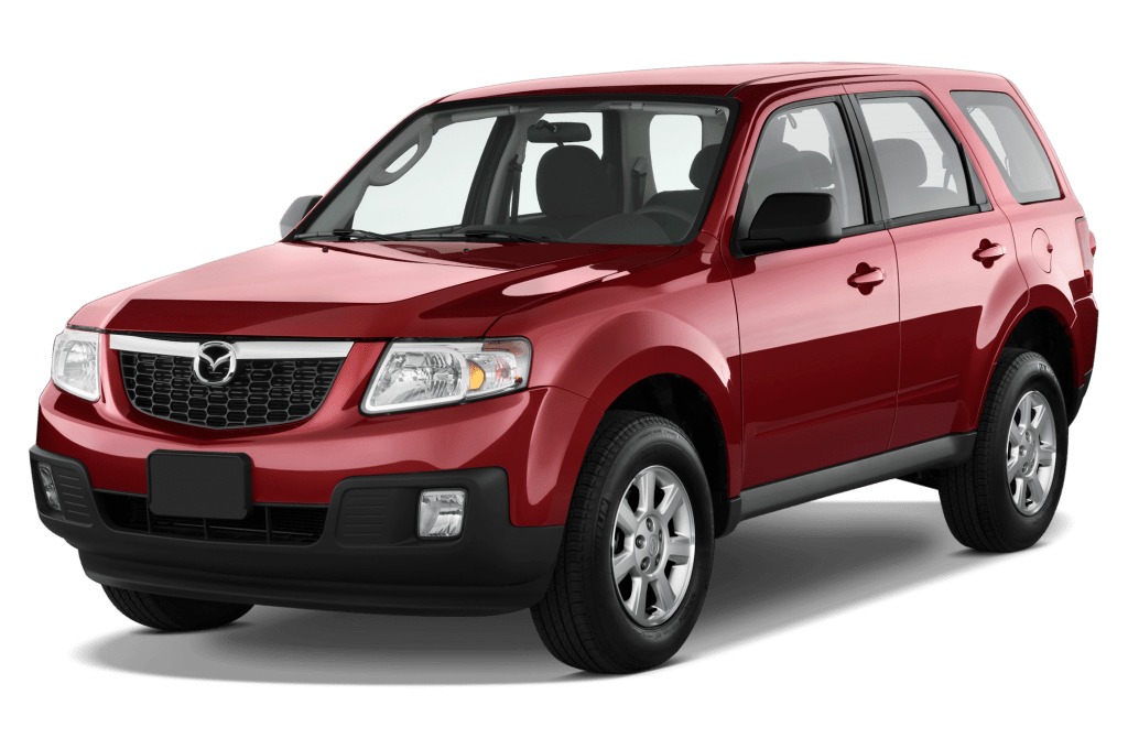 Cost of Clearing Mazda Tribute Cars