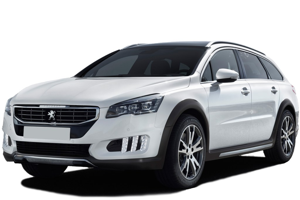 Cost of Clearing Peugeot 508 Cars