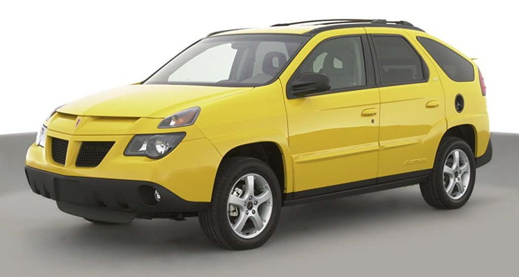 Cost of Clearing Pontiac Aztek Cars