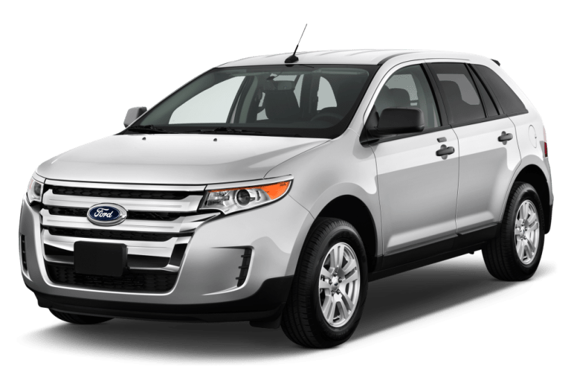 Cost of Clearing ford Edge Cars