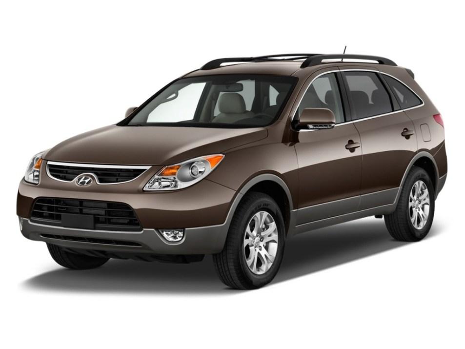 Cost of Clearing Hyundai Veracruz Cars