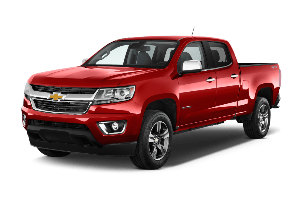 Cost of Clearing Chevrolet Colorado Cars