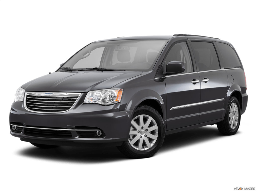 Cos of Clearing Chrysler Town and Country Cars