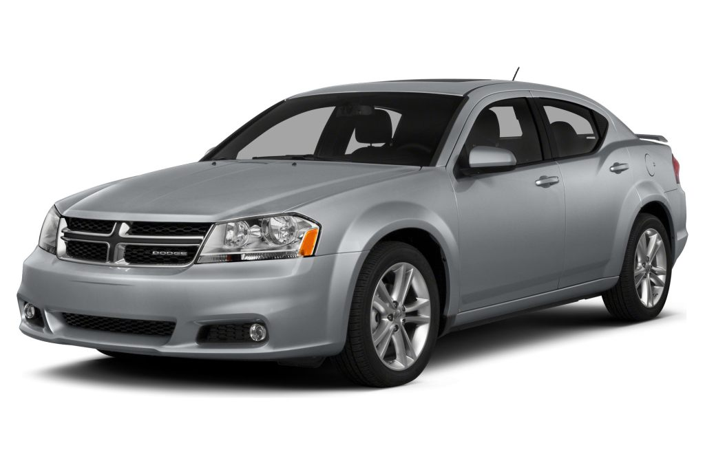 Cost of Clearing Dodge Avenger Cars