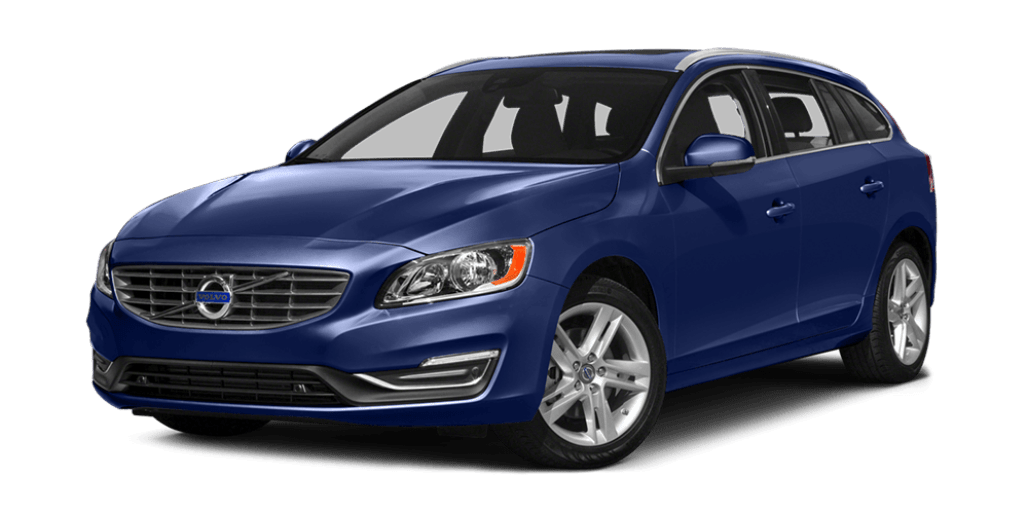 Cost of Clearing Volvo V60 Cars