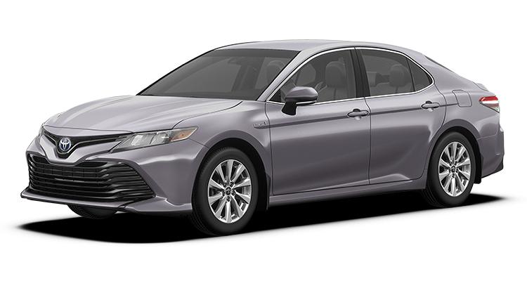 2018 Toyota Camry, 2019 Toyota Camry