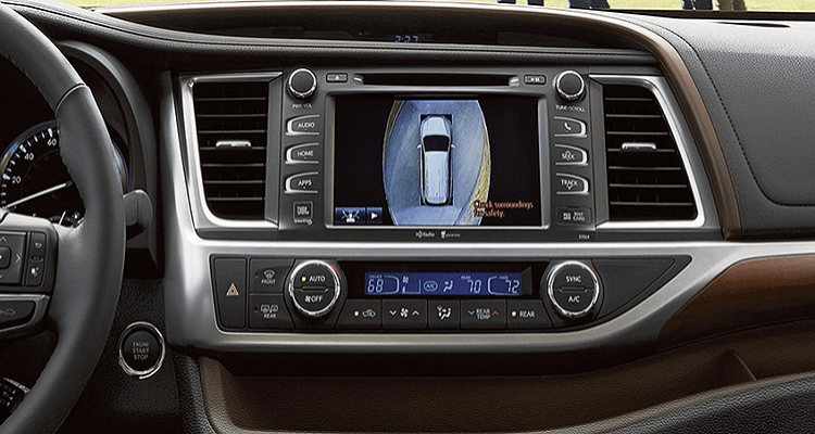 2018 Toyota Highlander technology