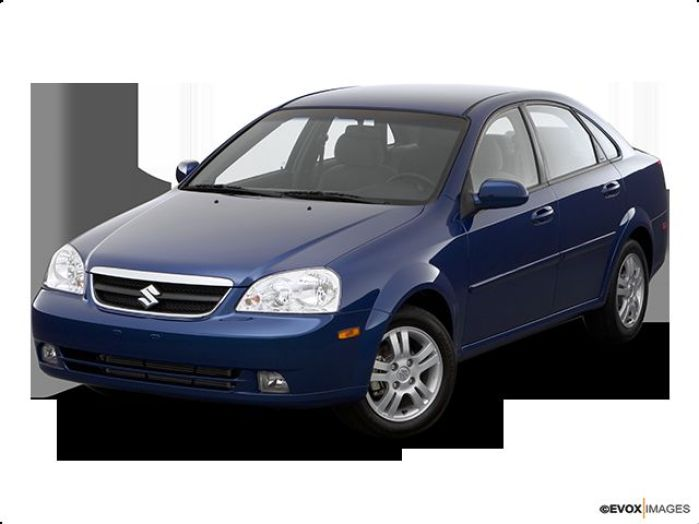 Cost of Clearing Suzuki Forenza cars
