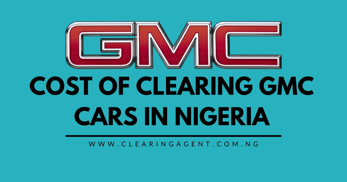 cost of clearing GMC cars