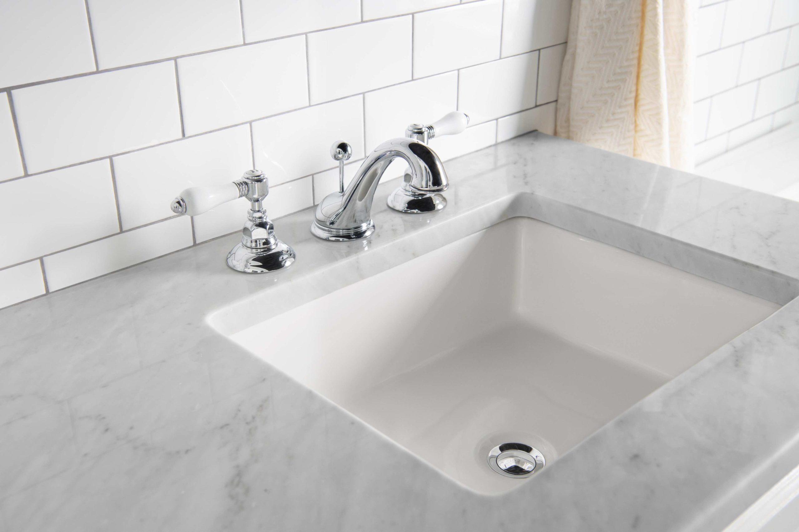 Farmhouse bathroom Sink/Faucet