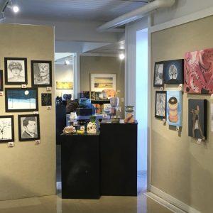 Virtual North Iowa Student Art Exhibition