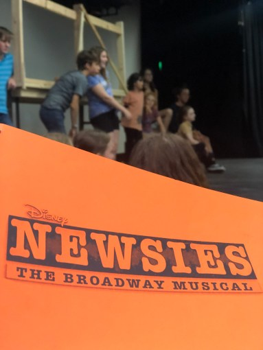 Weekend Recap…Newsies!